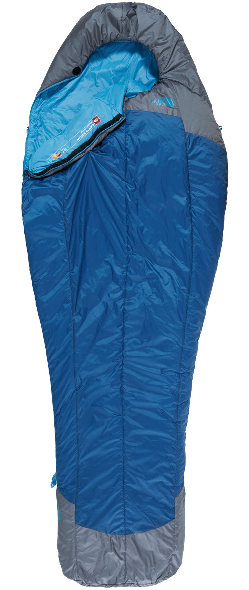 The North Face Cat'S Cat'S Cat'S Meow Sleeping Bag Regular Ens Blu/Zin Gry 61d2aa